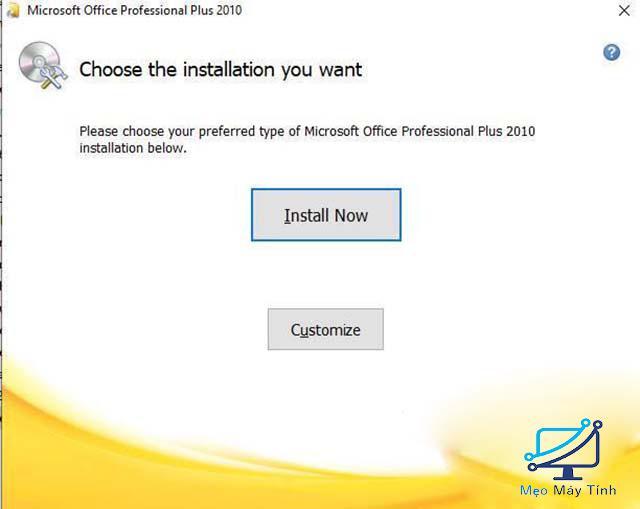 Hướng dẫn cài Office 2013 Full