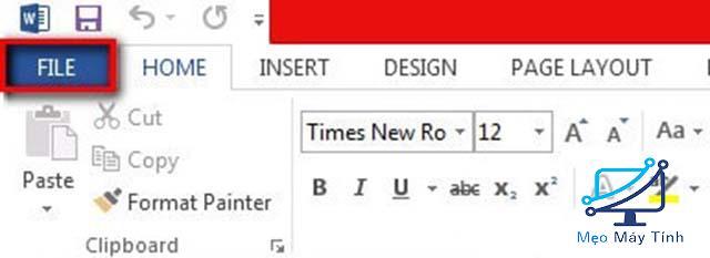 chỉnh sửa file PDF trên Office Word 2013-3