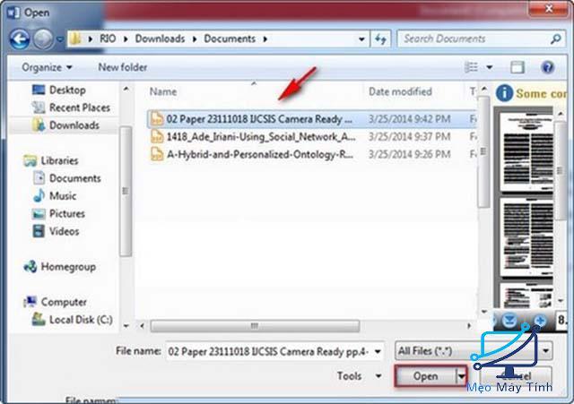 chỉnh sửa file PDF trên Office Word 2013-5