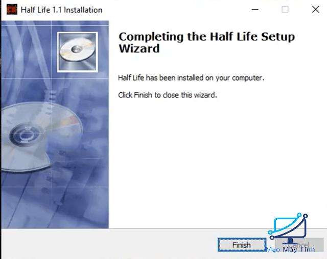 Cài Đặt Half Life 1.1-5