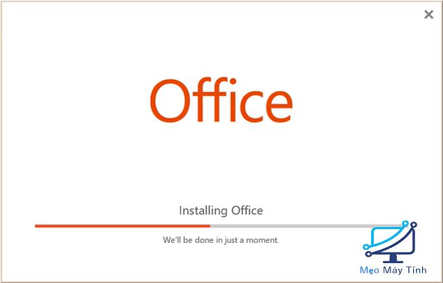cài đặt Microsoft Visio 2019 bước 2