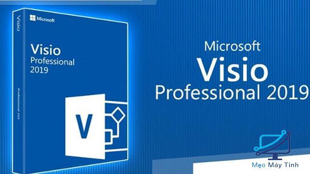 Phần mềm Microsoft Visio 2019