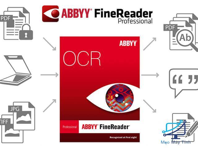 Các tính năng của phần mềm ABBYY FineReader 12