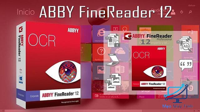 Phần mềm ABBYY FineReader 12 Full crack