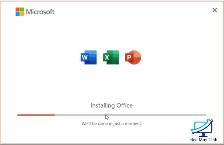 cài đặt Office 2019 cho Win 10 bước 3-1