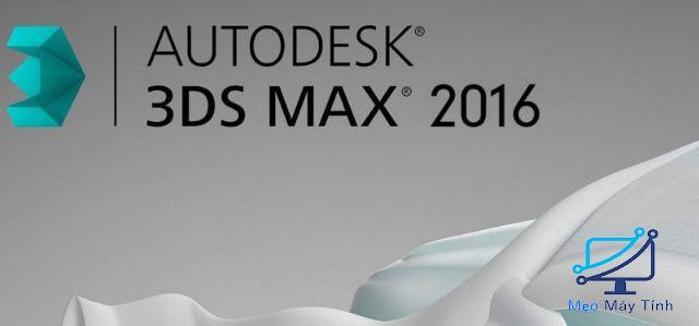 Tình năng của 3DS Max 2016